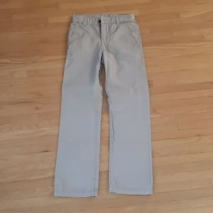 2 for $20 GapKids Boys Brown and Beige Pants